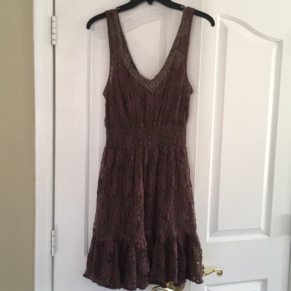 Free People Dresses & Skirts - Free People Boho lace dress